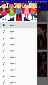 Lagu Anak Bahasa Inggris apk screenshot