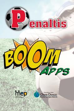 Penaltis FOD poster