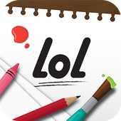 lol sketch icon