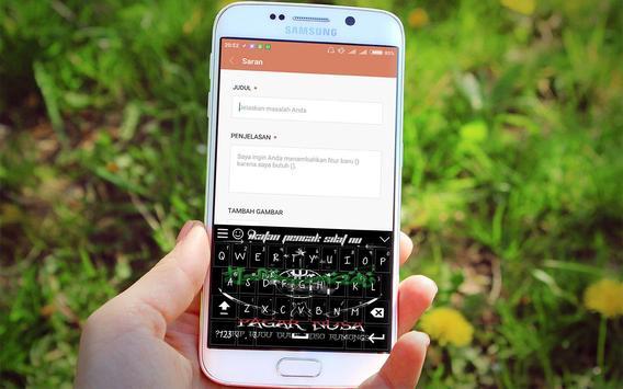 Pagar Nusa Keyboard Pro screenshot 4