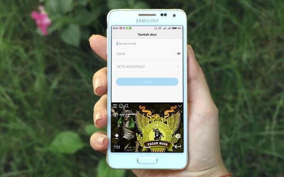 Pagar Nusa Keyboard Pro screenshot 3