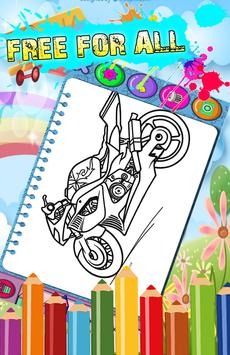 Coloring For Motocycle Design Apk App Free Download For Android