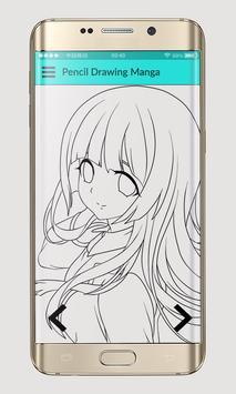 Pencil Drawing Manga screenshot 2