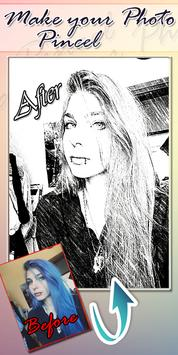 Pencil Photo Sketch - Drawing Photo Editor screenshot 11