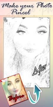 Pencil Photo Sketch - Drawing Photo Editor screenshot 15