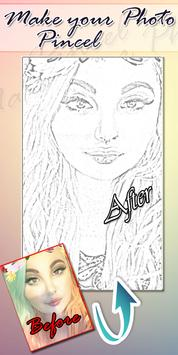 Pencil Photo Sketch - Drawing Photo Editor screenshot 16