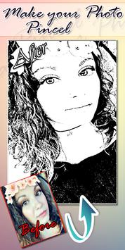 Pencil Photo Sketch - Drawing Photo Editor screenshot 22