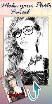 Pencil Photo Sketch - Drawing Photo Editor screenshot 23