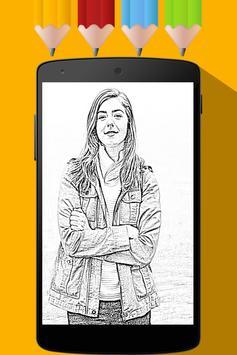 Pencil Sketch Image (Free) apk screenshot