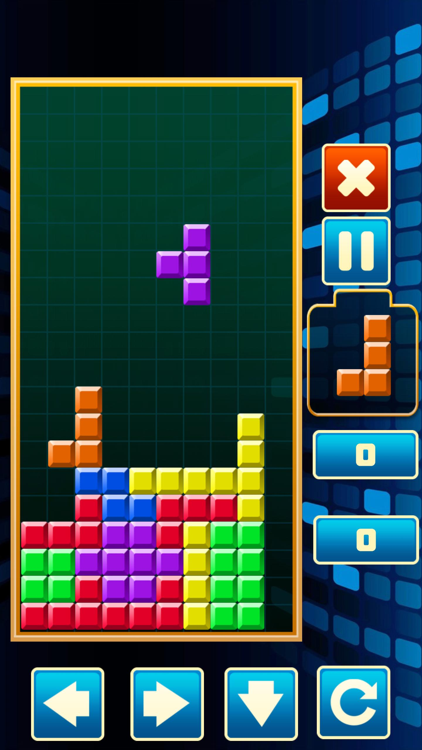 Tetris Brick Classic Puzzle for Android - APK Download