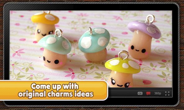 Polymer Charms Diy apk screenshot
