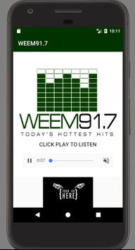 WEEM91.7 screenshot 1