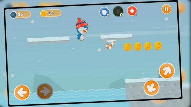 Peroro World - Winter Adventure screenshot 1