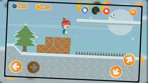 Peroro World - Winter Adventure screenshot 2