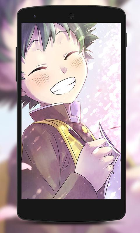 Boku No Hero Academia Full Hd Wallpapers For Android Apk