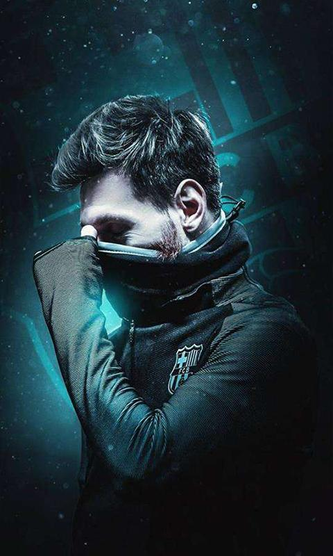 Lionel Messi 4k Hd Lock Screen Fur Android Apk Herunterladen