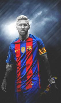 Lionel Messi 4K HD Lock Screen screenshot 6