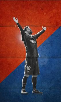 Lionel Messi 4K HD Lock Screen screenshot 7