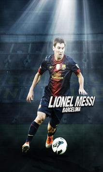 Lionel Messi 4K HD Lock Screen screenshot 13