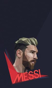 Lionel Messi 4K HD Lock Screen screenshot 11
