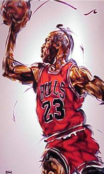 Michael Jordan 4K HD Lock Screen screenshot 6