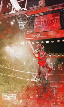 Michael Jordan 4K HD Lock Screen screenshot 7