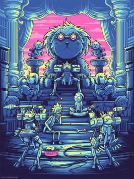 rick and morty 4k hd lock screen apk download free tools app for