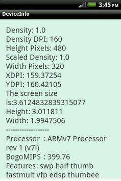 Vidyanext Device Test apk screenshot