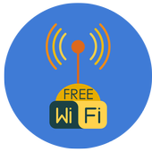 Free WIFI Connector icon