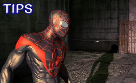 New Tips Amazing Spiderman apk screenshot