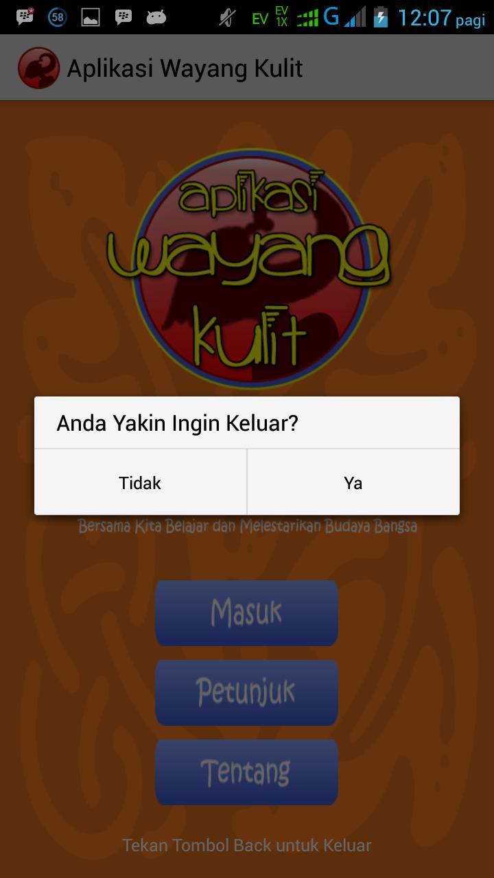 Aplikasi Wayang Kulit V2 For Android APK Download