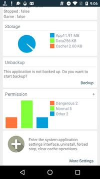 App Manager screenshot 1