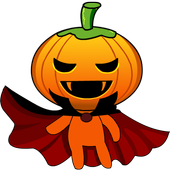 Funny Halloween icon