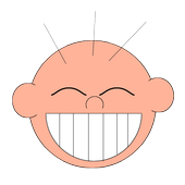 Bald evil uncle Yoyo icon