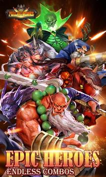 Phalanx Heroes poster