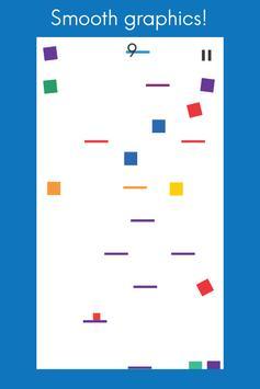 Looney Square ■ Endless Jump apk screenshot