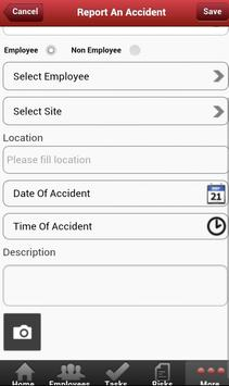 BusinessSafe Online apk screenshot