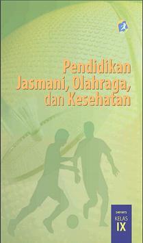 Buku Penjas Kelas 9 Kurikulum 2013 poster