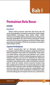 Buku Penjas Kelas 9 Kurikulum 2013 screenshot 2