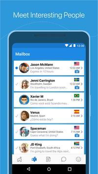 Pen Pals® - Meet New People screenshot 1