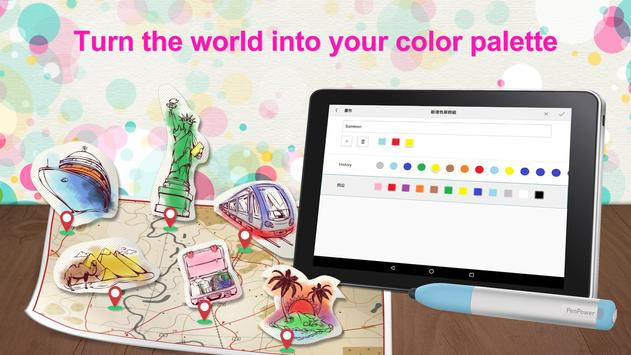 ColorPen Sketch apk screenshot