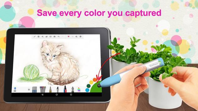 ColorPen Sketch poster