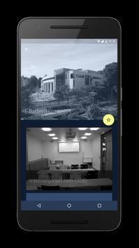Romplan for UiB screenshot 1