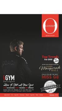 Gossip Magazine poster