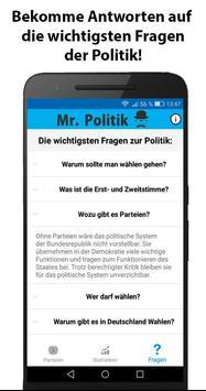 Mr. Politik screenshot 3