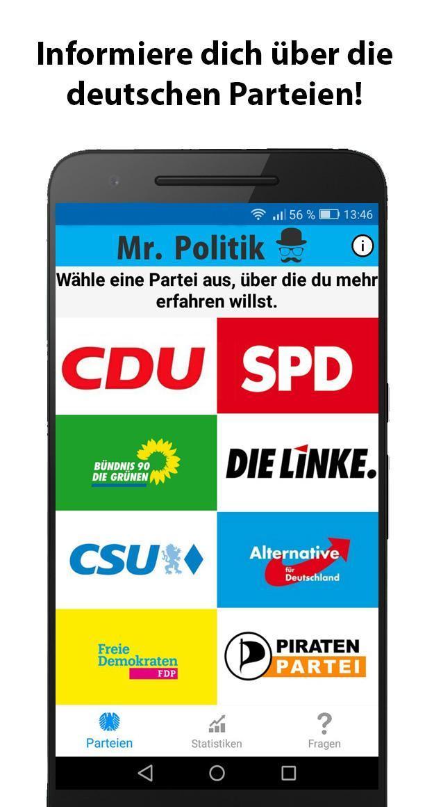 Mr. Politik poster