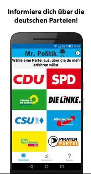 Mr. Politik screenshot 1
