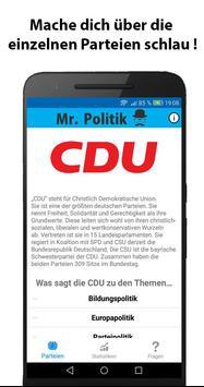 Mr. Politik screenshot 4