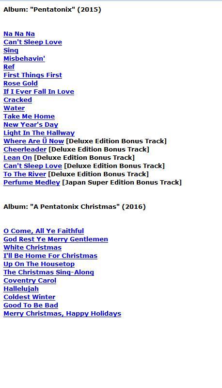 Christmas Hallelujah Lyrics.Pentatonix Lyrics For Android Apk Download