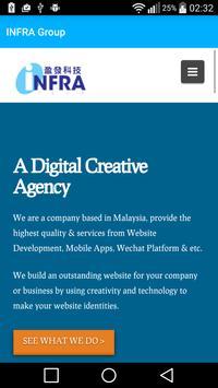 INFRA Group apk screenshot